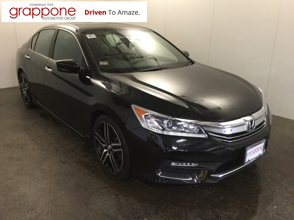 Certified Pre-Owned Honda Accord & Odyssey