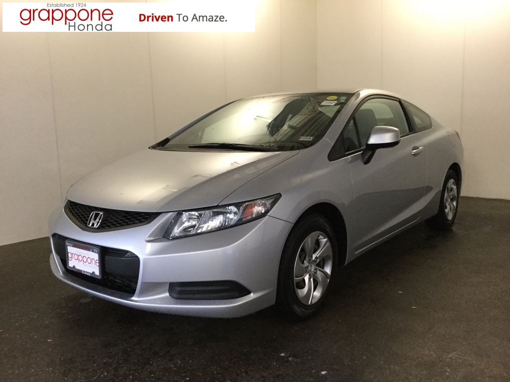 Pre Owned 2013 Honda Civic LX