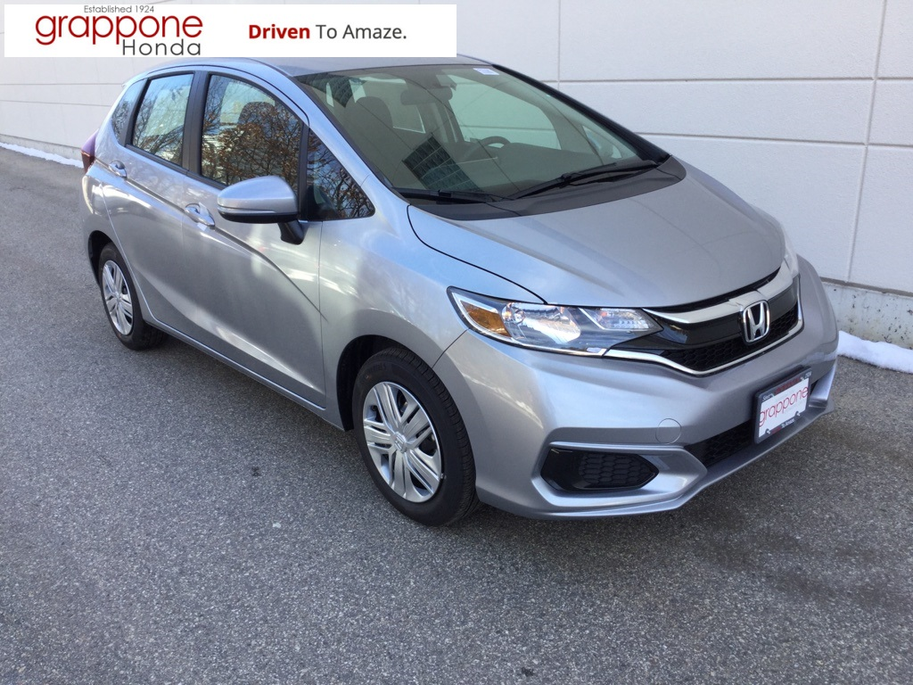 Lease Specials; Finance Specials. New 2018 Honda Fit LX 6MT