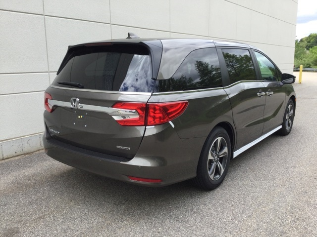 new 2018 honda odyssey touring 4d passenger van in bow di state hf0002 grappone honda. Black Bedroom Furniture Sets. Home Design Ideas